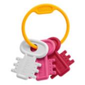 Игрушка-Грызун Мягкие ключики в ассорт. от Chicco