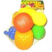 Купить пластмассовые  фрукты фото №1