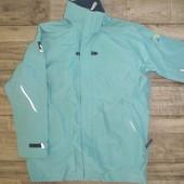 Дышащая водонепроницаемая куртка Tribord. 146-158см большемерит