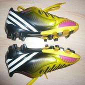 Копы бутсы копачки буцы шиповки Adidas predator absolado 30р стелька 19 см