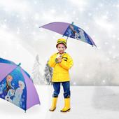 Детские зонтики Frozen для принцессы