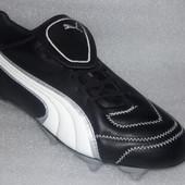 Бутсы Puma rugby duoflex для регби и футбола кожаные
