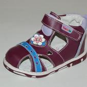 босоножки для девочекnCalorie Z2-14C фиолет