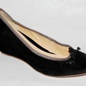 Туфли 43 р BATA Чехия кожа полная оригинал