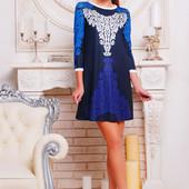 Новое осеннее-зимнее платье S,М
