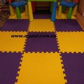 Коврик-пазл, напольное покрытие для детей (площадь 2,7 м2)