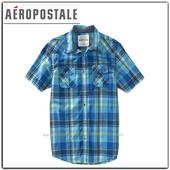 классная мужская рубашка Aeropostale, размер S, новая