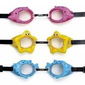 """Очки для плавания """"Веселые"""" Intex"""