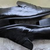 Туфли мужские полностью кожаные Montecatini, 7, 27 см
