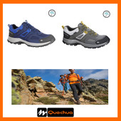 Мембранные водонепроницаемые кроссовки Quechua forclaz 100 р 39-46