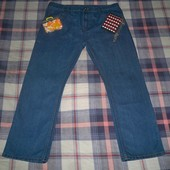 Фірмові чоловічі джинси Denim Co, 36р.