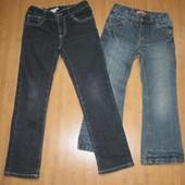 Джинсы штаны брюки  на девочку 5-8 лет