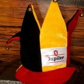 Шляпа колпак с бубенцами для фана Германии