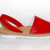 Туфли мужские кожаные коричневые