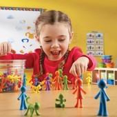 """Фігурки для сортування Learning Resources сім""""я"""
