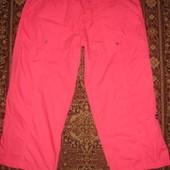 Фирменные Denim Новые хлопковые капри шорты на 44-46 размер