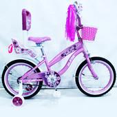 Сигма Руеда 12 14 16 18 20 дюймов велосипед для девочки двухколесный Sigma Rueda