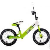 Азимут беговел- велобег Azimut Balans 12 Air надувные колеса