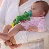 Пустышки-игрушки New Wubbanub Infant (дракончик)