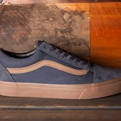 Кеды Vans Old Skool Suede Gum, р. 40-45, код vm-535