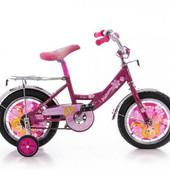 Акция Мустанг Принцесса Mustang Princess 14 16 18  20 велосипед детский двухколесный