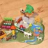 Playmobil 3124 - фермерский огород. Раритетный набор