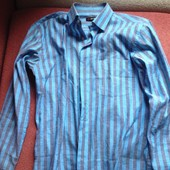 Рубашки, 40, длинный рукав