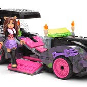Конструктор Mega Bloks Monster Moviemobile