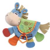 Прорезыватель-книга 'Пони' Playgro 0101146 Австралия разноцвет 1214186
