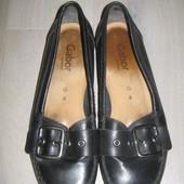Туфлі (туфли) Gabor 37 р. UK 4G  стелька 24 см. шкіра