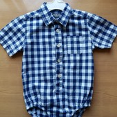 Продам рубашку бодик Oshkosh   на 24  месяца .Состояние очень  хорошее.