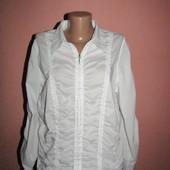 -20% від вказаної ціни рубашка,блуза р-р 16\44 сост новой Bonita