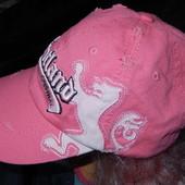 Новая крутая кепка,100% хлопок,на стильную девушку,р-р единый
