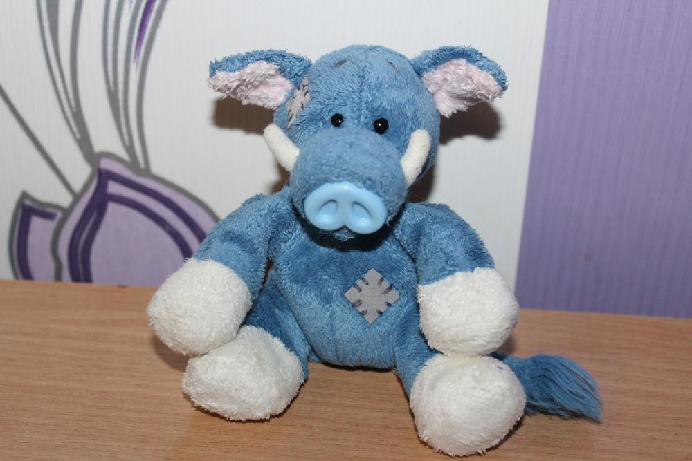 My blue nose friends carte blanche me to you друзья мишки тедди фото №1