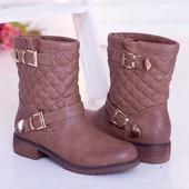 Стильные ботиночки на баечке