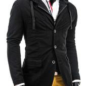 Мужская куртка ,выполнена из натурального хлопка.Размер: S M L хL (2з
