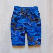 Мега яркие пляжные шорты для модника. Внутри сетка. Urban Rascals. Размер 3 года