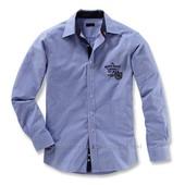 рубашка ,Оксфорд, от Tchibo. хлопок. М