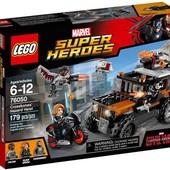 Lego Super Heroes 76050 Опасное ограбление. В наличии