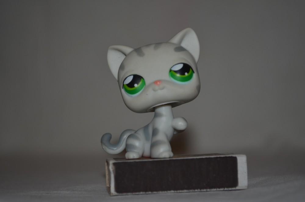 Петс шопы pet shop игрушки зоомагазин littlest pet shop lps с магнитиком стоячка фото №1