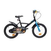 Детский фирменный велосипед B'twin в пиратском стиле