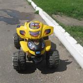 Квадрацикл двухместный
