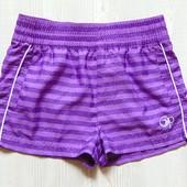 Новые яркие шортики для девочки. Ocen Pacific. Размер 7-8 лет