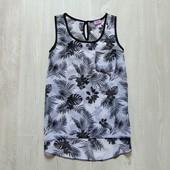 Стильная прозрачная блуза для девочки. F&F. Размер 10-11 лет. Состояние: новой вещи, не ношенная