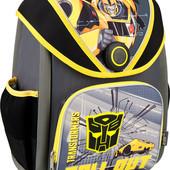Рюкзак школьный каркасный трансформер Kite tf16-505S Transformers
