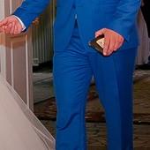 Стильный костюм Oliver Mancini рост 177 см