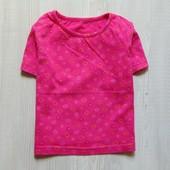 Яркая футболка для девочки. Mothercare. Размер 3-4 года. Состояние: отличное