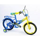 Детский велосипед 16 дюймов 151613