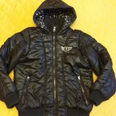 Демисезонная  куртка One by One р.140