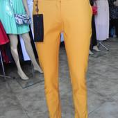 Стильные брюки 29 разм.